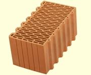 Продаем рядовой красный кирпич М-100,  М-150,  М-200 ,  керамический блок